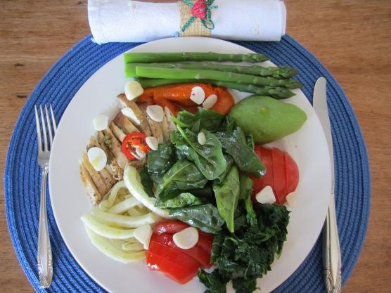 Jalapeno Chicken Salad